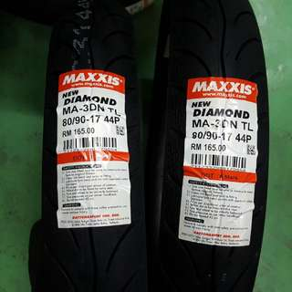 Maxxis Diamond Tyres