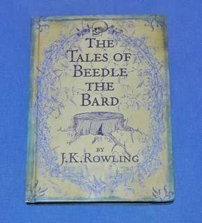 The tales of beedle the bard, by J.K Rowling
