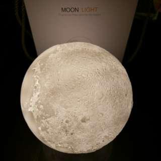 月球燈月光燈moon light聖誕禮物