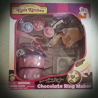 Chocolate Ring Maker