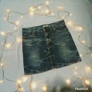Skirt denim sally's