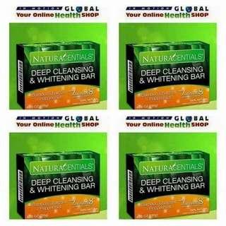 Deep cleansing soap bar