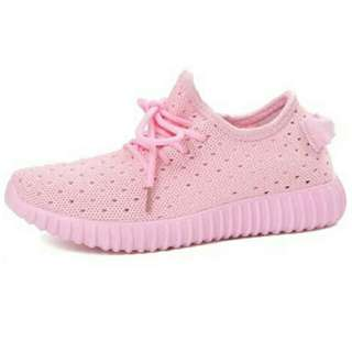 Korean Shoes {Pink Only}