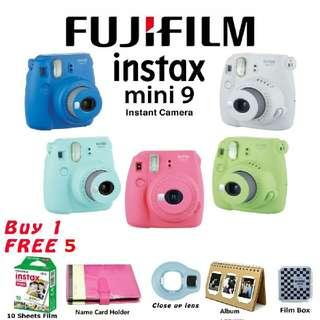 Fujifilm Instax Mini 9 💟