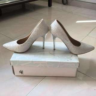 DMK Wedding heels