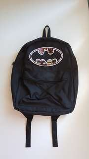 Reversable Batman Backpack