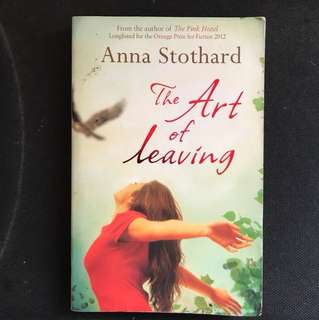 The Art of Leaving (Paperback)