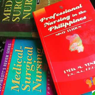 Nursing books for student nurses