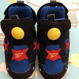 Reebok boys toddler shoes