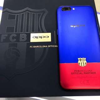 Limited R11 FC Barcelona used