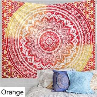 Mandala / Tapestry / Mandala / Wall Art / Beach Sarong / Towel