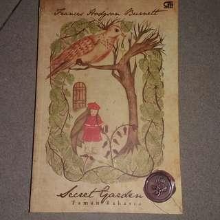 Secret garden - frances hodgson burnett