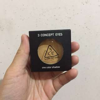 3CE One Color Eyeshadow