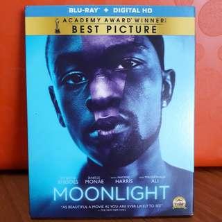 USA Blu Ray Slipcase - Moonlight