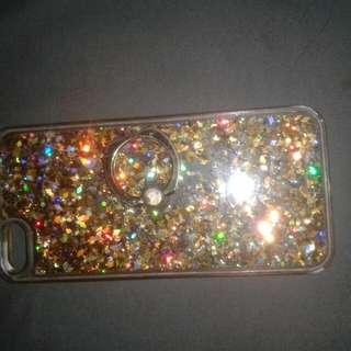 Case glitter...