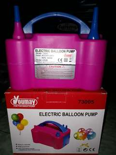 Balloon Electric Pump