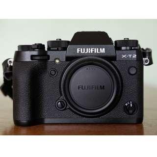 Fujifilm X-T2 (Fuji XT2) w/ local warranty