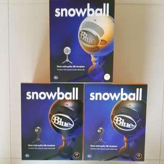 [INSTOCK] Blue Snowball