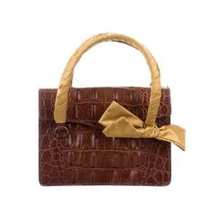 Authentic Miu Miu Crocodile Bag