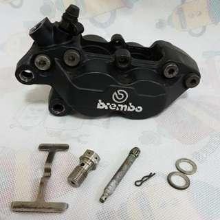 Brembo基本款異徑對四卡鉗