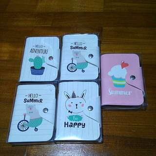 Name card holder / pouch