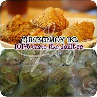 Jollibee Chicken Joy ❤