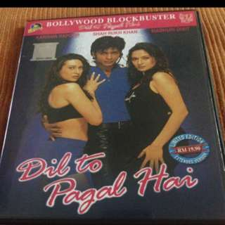 VCD Dil To Pagal Hai
