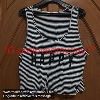 Tangtop stripes Mango ori