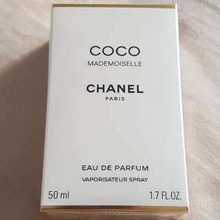 Chanel Coco Mademoiselle Perfume 50ml (New & Authentic)