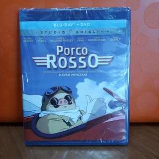 USA Blu Ray - Porco Rosso