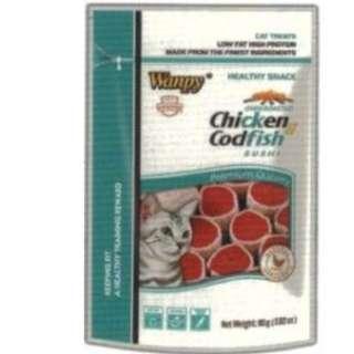 WANPY Cat Treats 80g