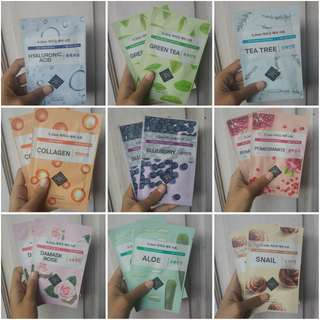 Etude house sheet mask 0.2mm therapy air mask