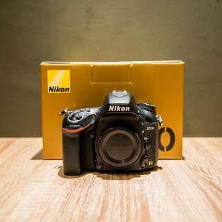 Nikon D600 Full set with box