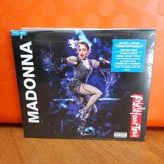 USA Blu Ray - Madonna Rebel Heart Tour
