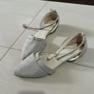 flatshoes velvet