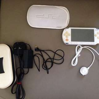 Sony PSP 1000 ~ Download any games you want~
