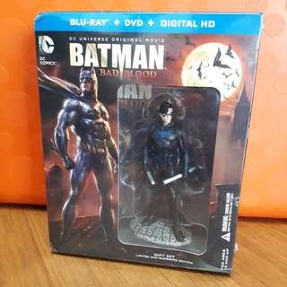 USA Blu Ray - Batman Bad Blood