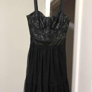 Black Wish dress size 8