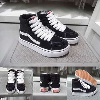 Sepatu Vans SK8High Kids Classic Premuin