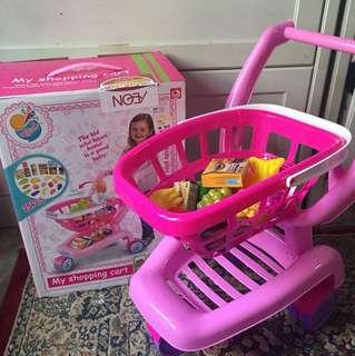 Shopping Cart Toys