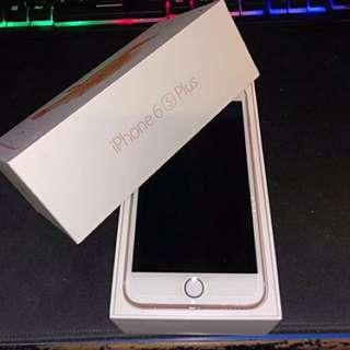 Apple iPhone 6S Plus 64Gb Rose Gold in Pristine Condition