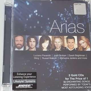 Arias - various singers