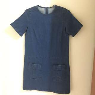 Et cetra Denim Dress