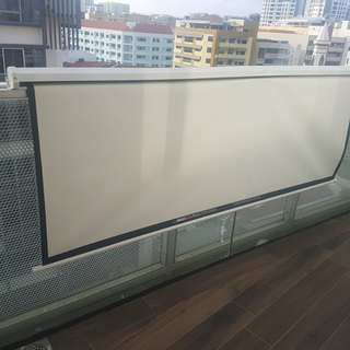 Brand New Projector Screen - Innovate