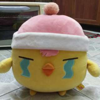 Tweety bird soft toy