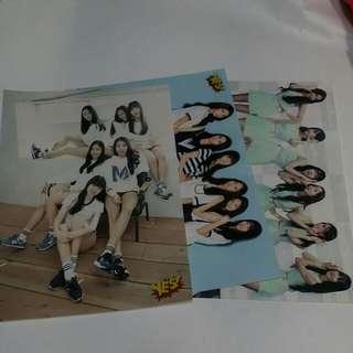Gfriend 4R 相片