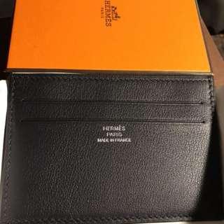 Hermes Card Holder (Citizen Twill)