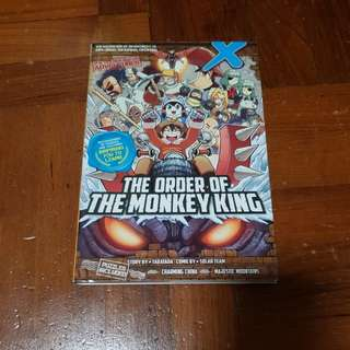 X-Venture - The Golden Age of Adventures - The Order of the Monkey King