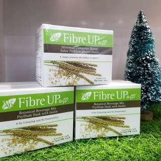 Fibre UP 你的用餐隔油神器 4盒 超低價
