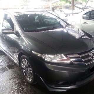 🚘 Honda City 1.5 auto fullspec 2013